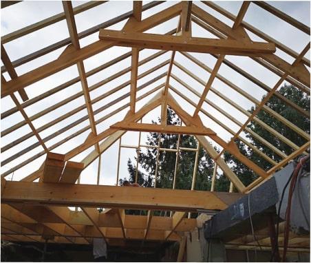 Construction de charpente traditionnelle près de Saint-Omer et Hazebrouck